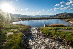 Porcupine Creek Pond