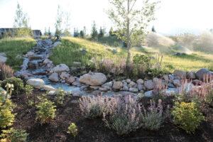 3 Creek Landscape Stream