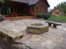 Patio-Natural-Stone-Bench