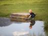 Postcard-Pond-Kid-Play